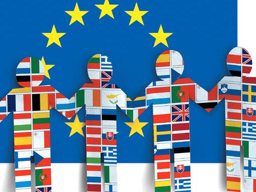 Union Europea declive